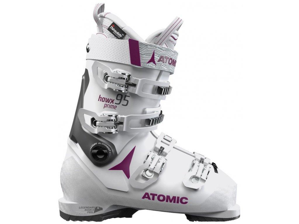 atomic hawx prime 95 w white purple vel 220