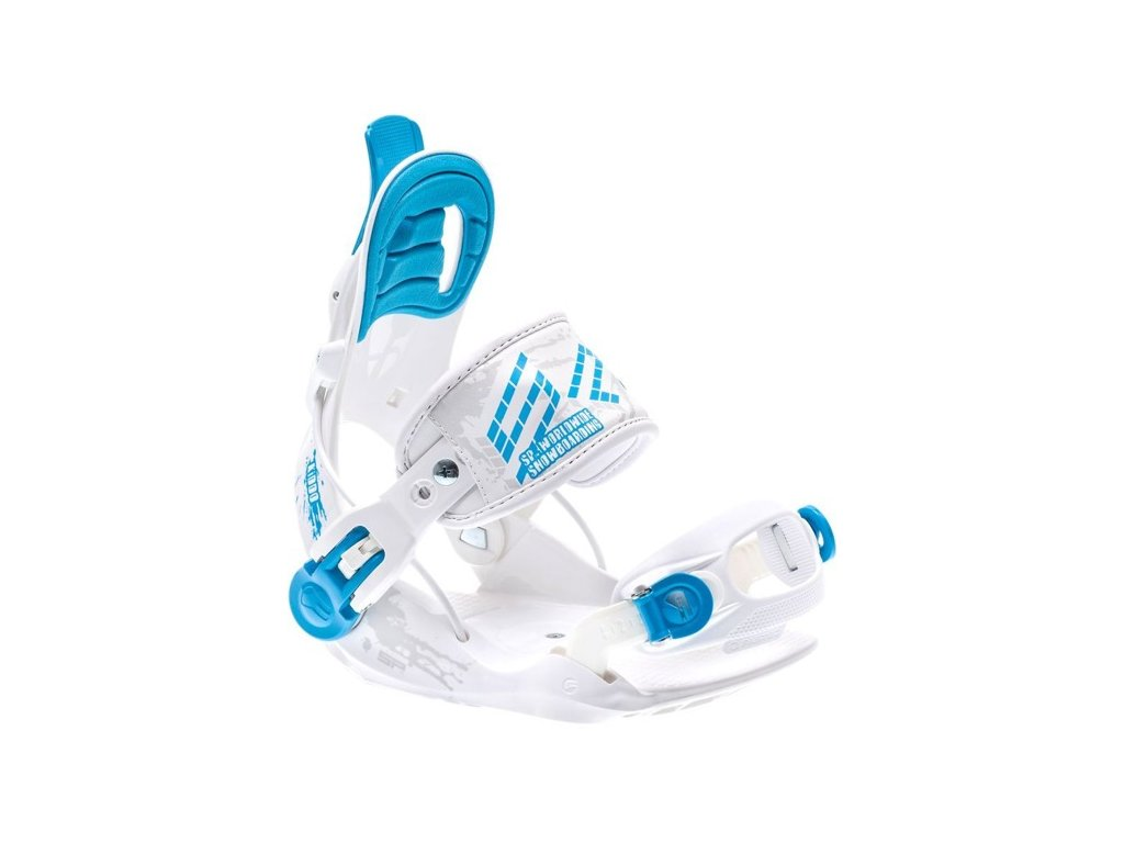 1198952 Detske vazani SP United Kiddo 17 18 white blue main