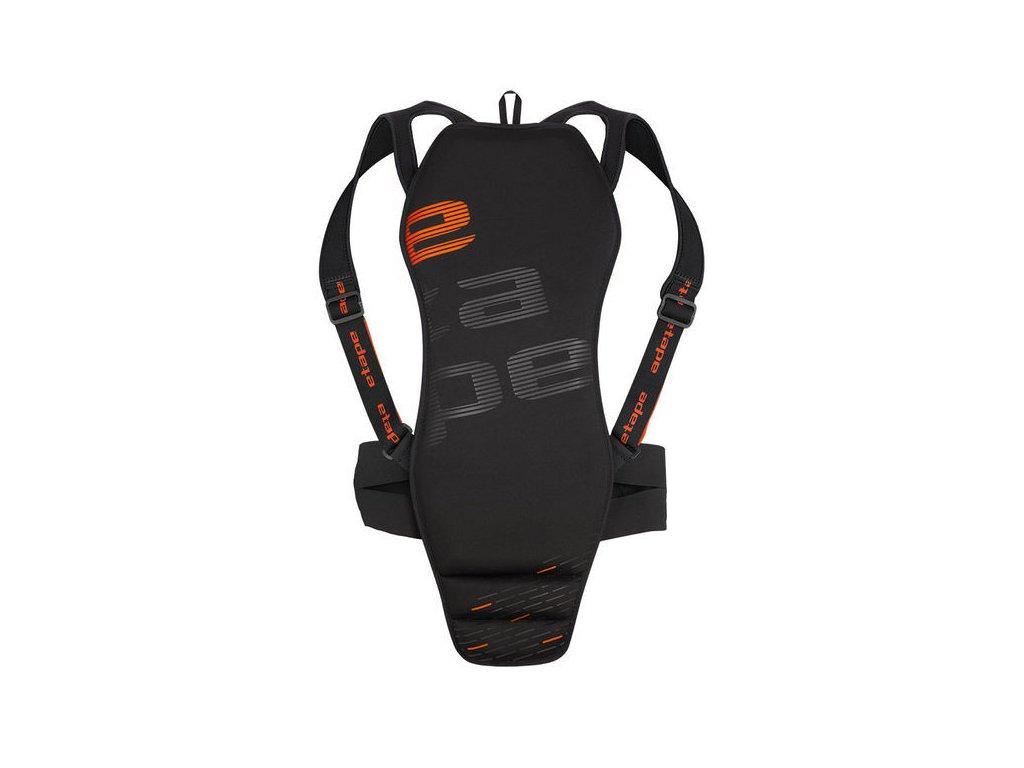 Etape Back Pro black/orange 19/20