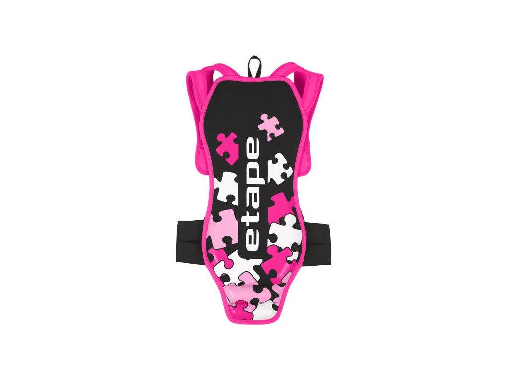 Etape Junior Pro black/pink 19/20