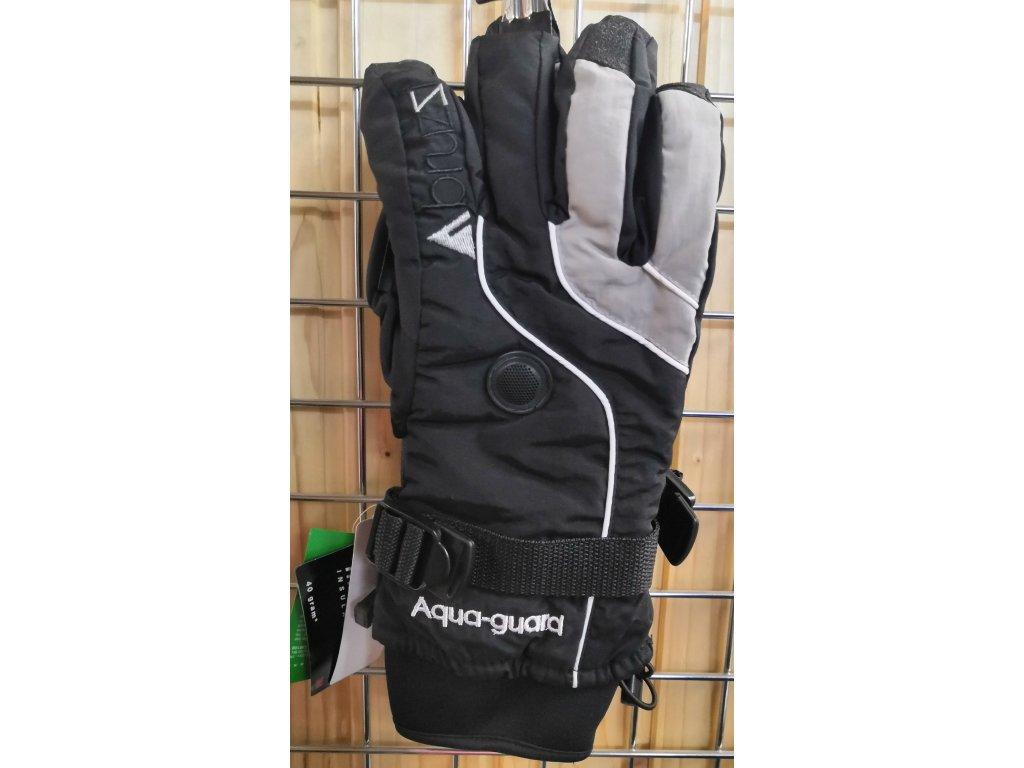 Abruzzi aqua-guard black/grey