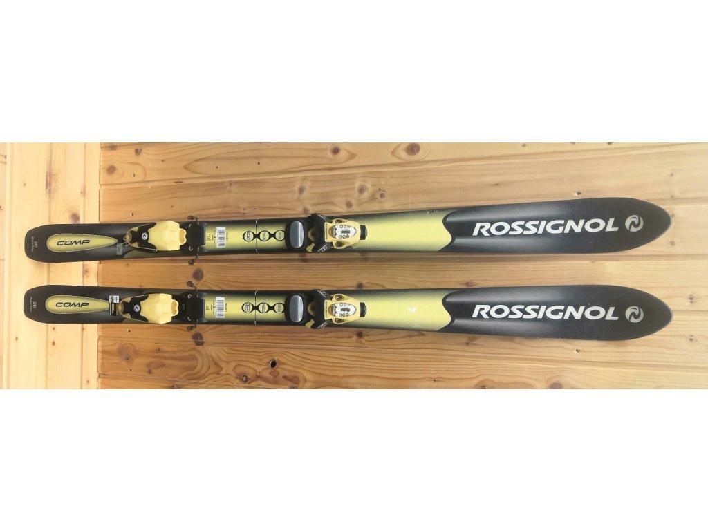 Rossignol Comp + Vázání