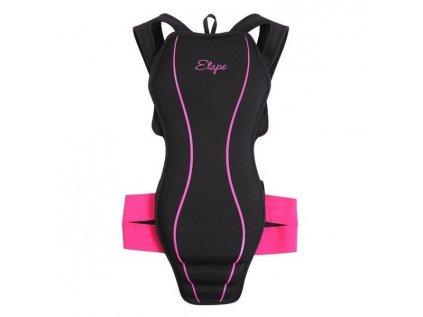 Etape Soft Pro black/pink 19/20
