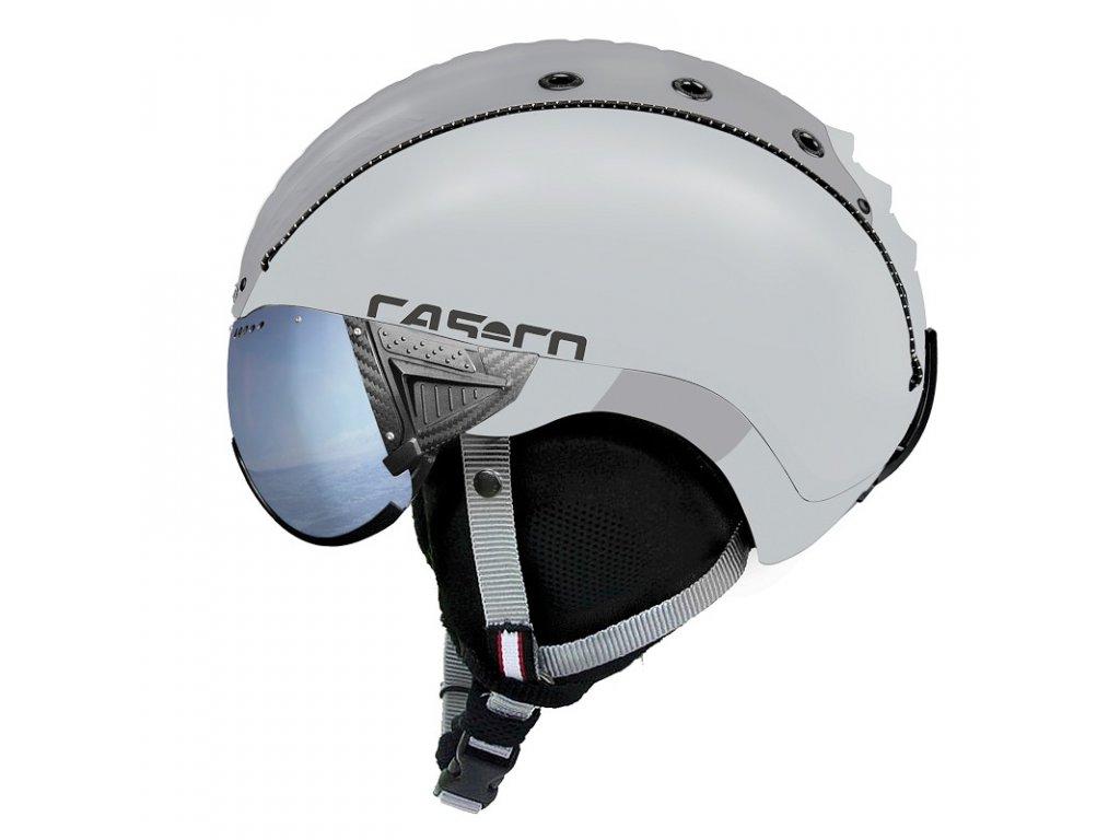 Casco SP 2 Visier Polarized light grey shiny side cmyk 07.3717