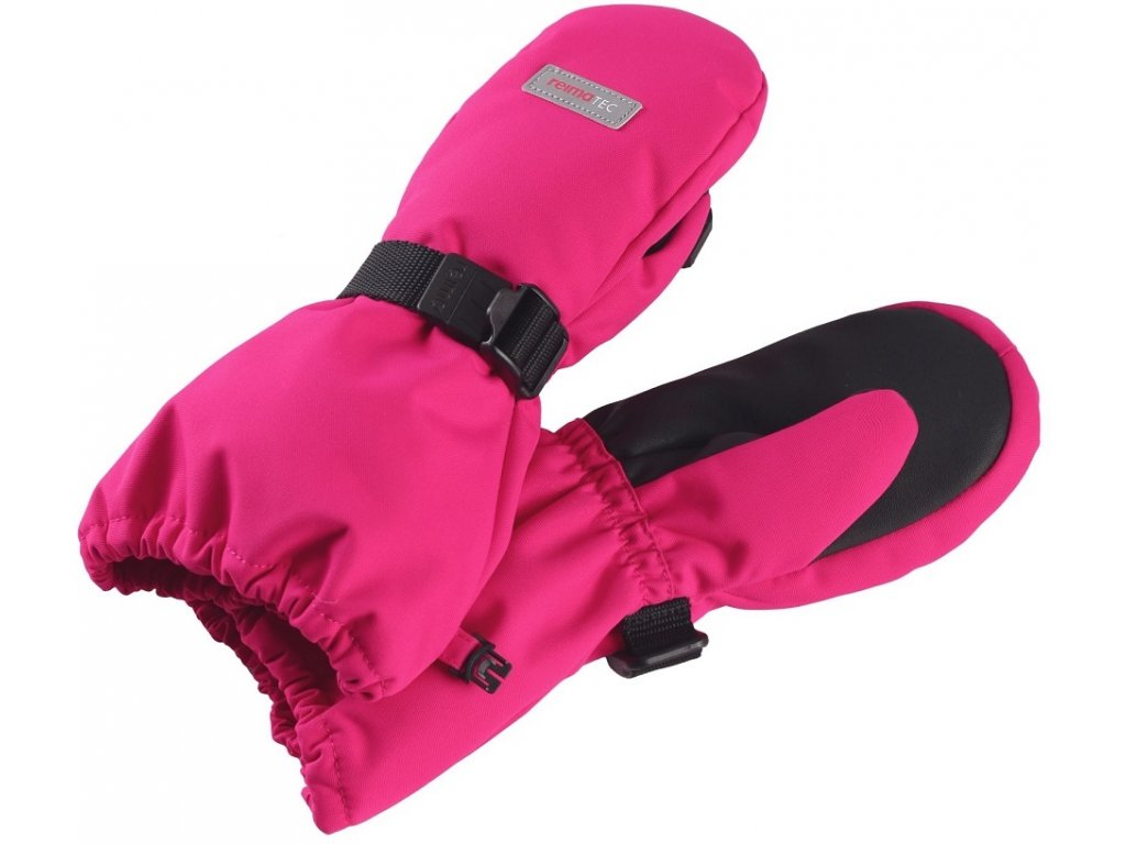 Reima Ote Raspberry pink - dětské rukavice