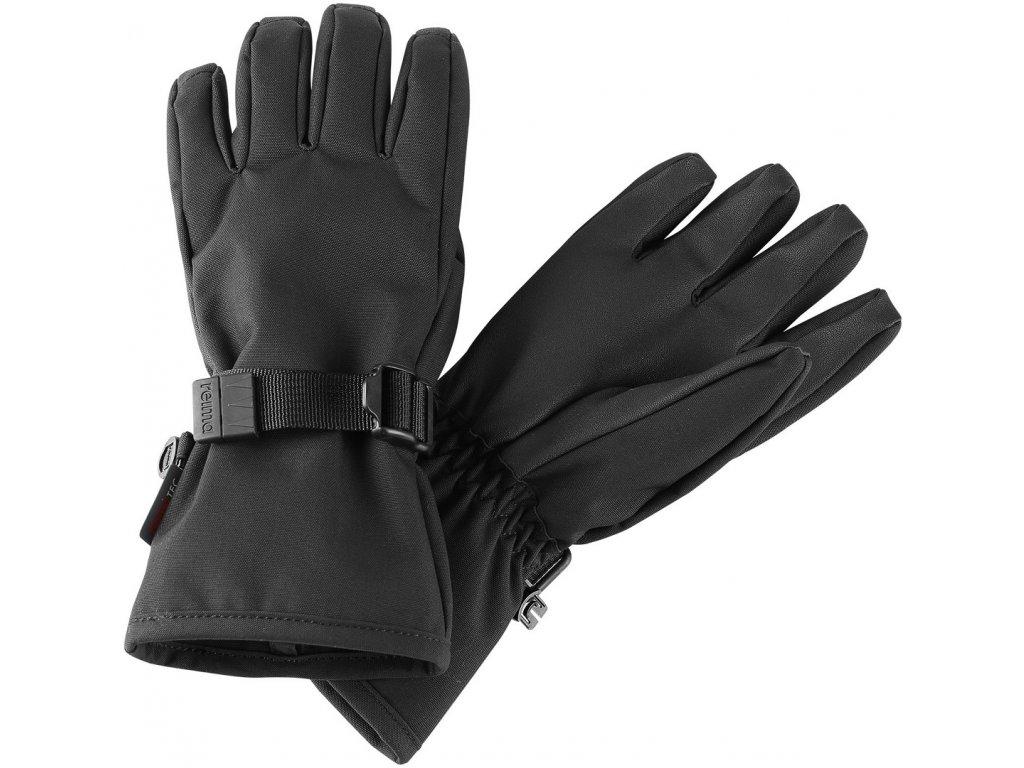 Reima Tartu Black - dětské rukavice