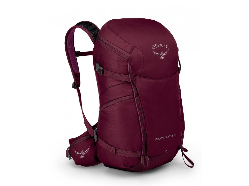 Skimmer 28 S19 Side Plum Red.jpg Skimmer 28 S19 Side Plum Red