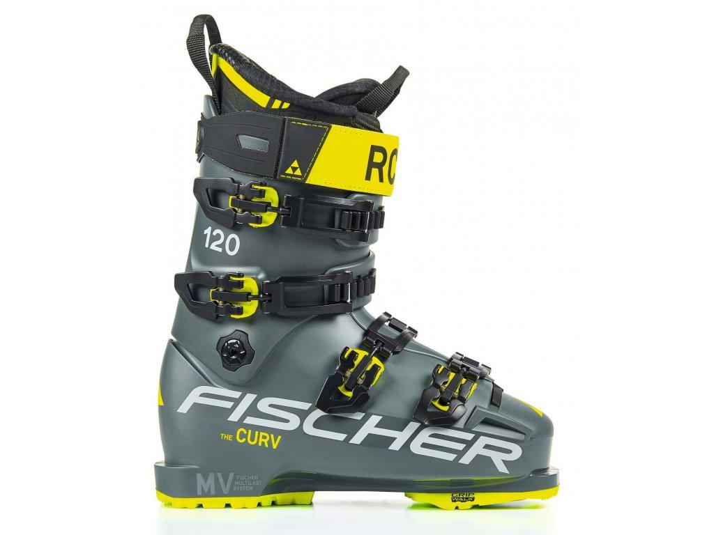 Fischer RC4 The CURV 120 Vacuum Walk 2020/21