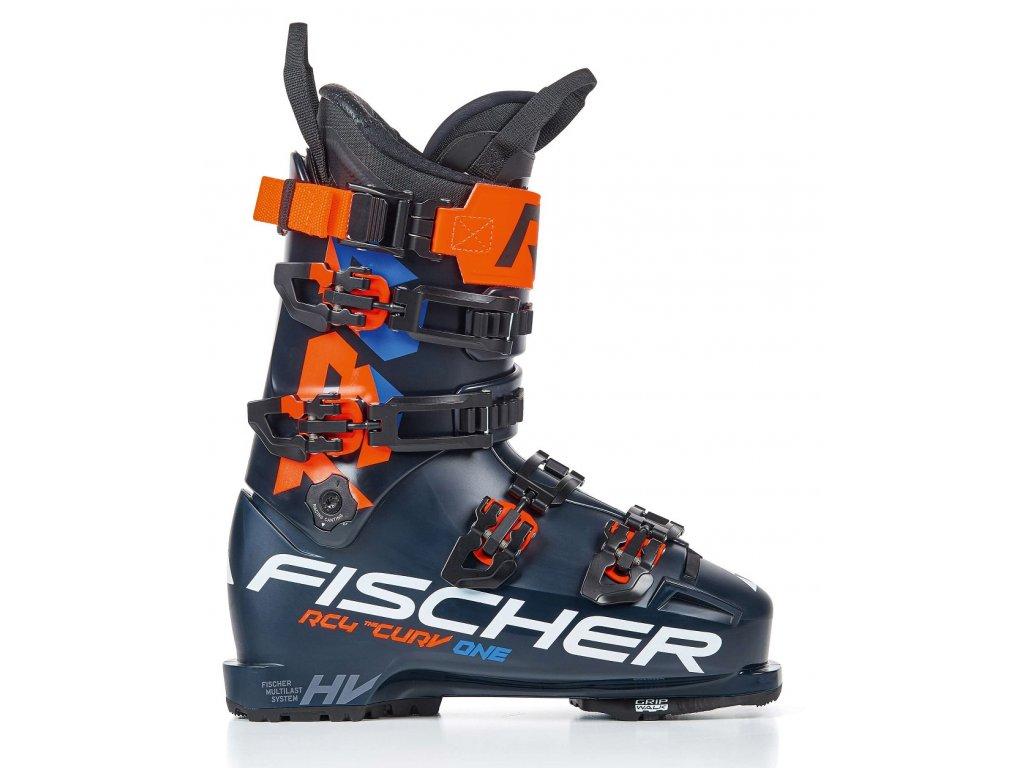 Fischer RC4 The CURV ONE 130 Vacuum Walk 2021/22