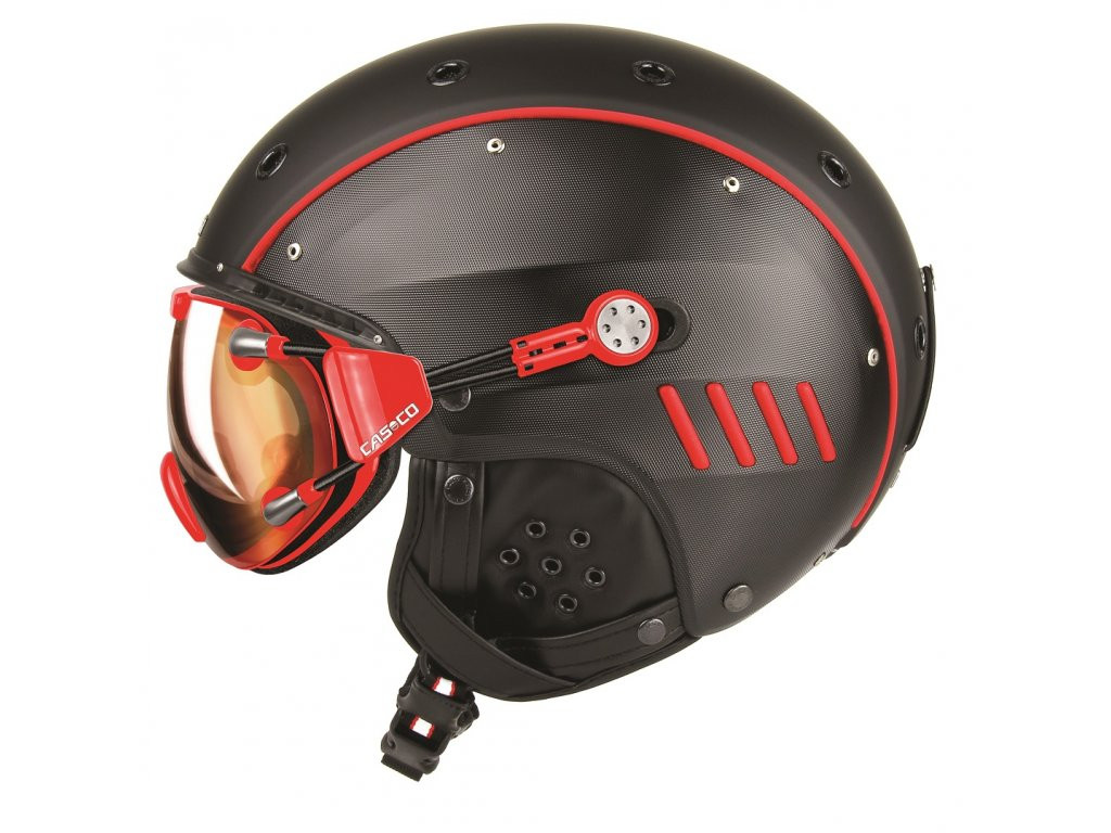 CASCO SP 4 Black red Structure material FX 70 side cmyk 07.4008