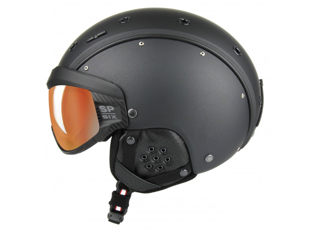 Casco SP6 SIX Black Side 2552