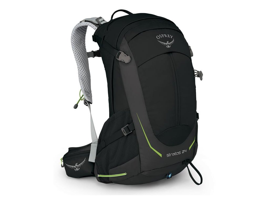 Osprey Stratos 24 - black