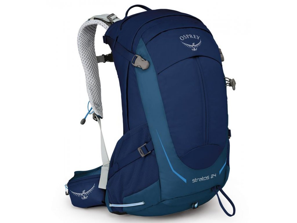 Osprey Stratos 24 - eclipse blue