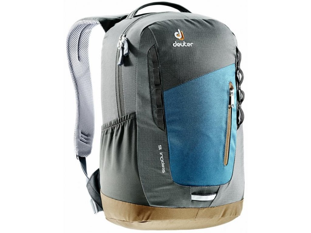 Deuter StepOut 16 arctic-coffee