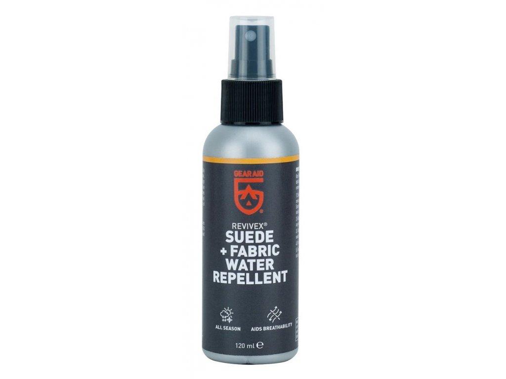 Revivex Suede Fabric Water Repellent 120ml PKG 01 1400x1400