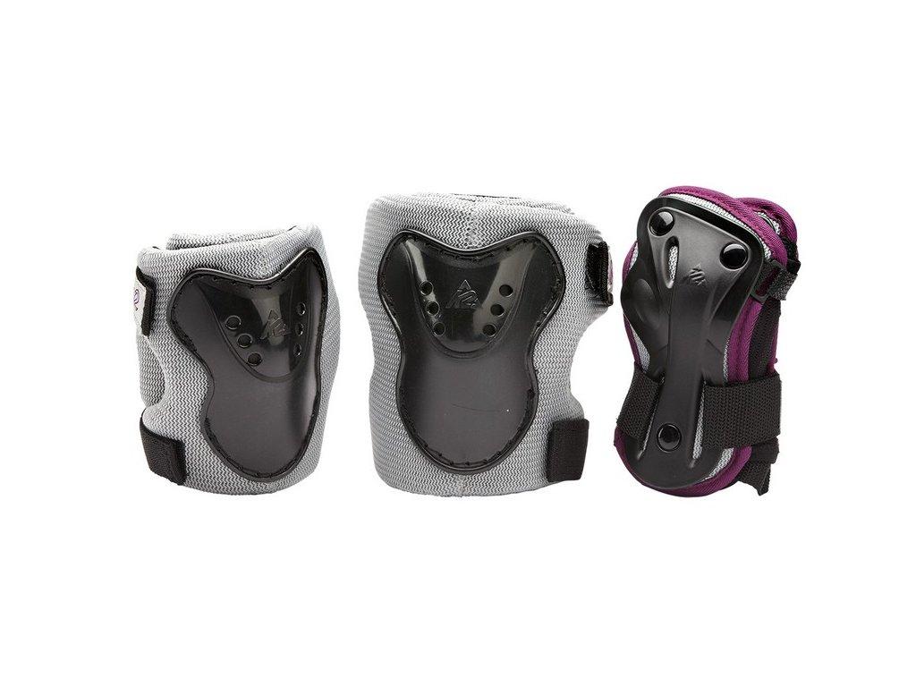 K2 Charm Pro Jr Pad Set