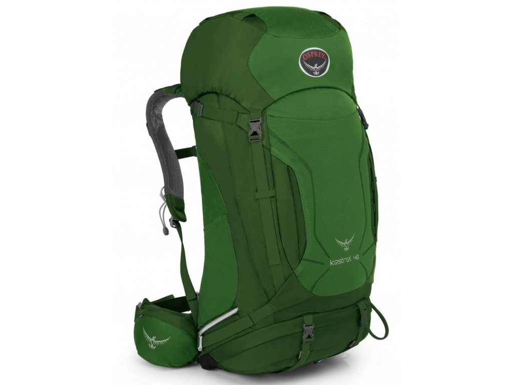 Osprey Kestrel 48 - Jungle Green