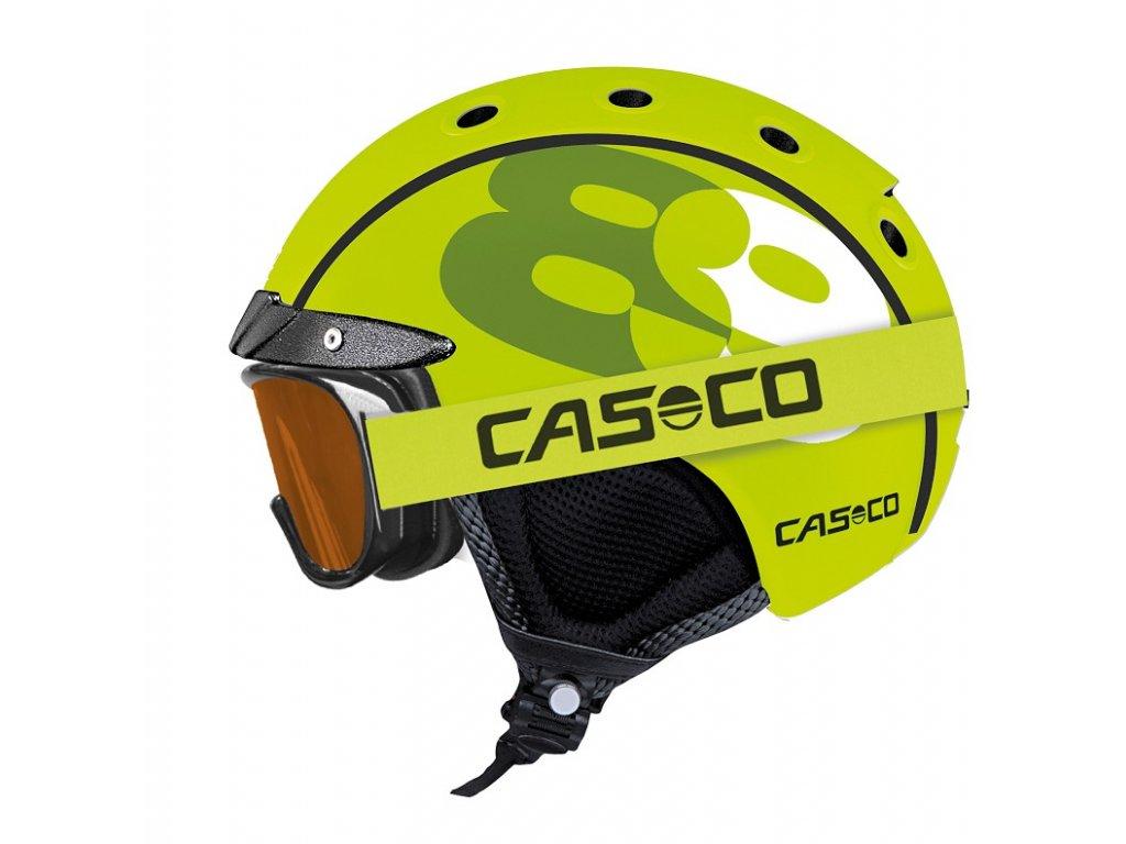 Casco MiniPro 89 Neon Side+AX30 PC 1877