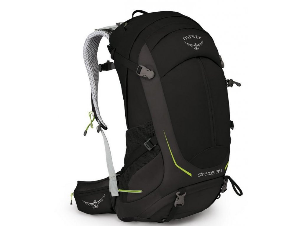 Osprey Stratos 34 - black