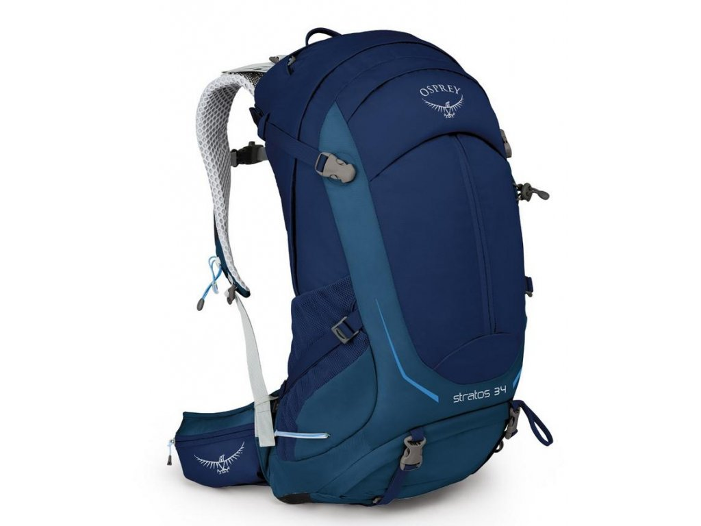 Osprey Stratos 34 - eclipse blue