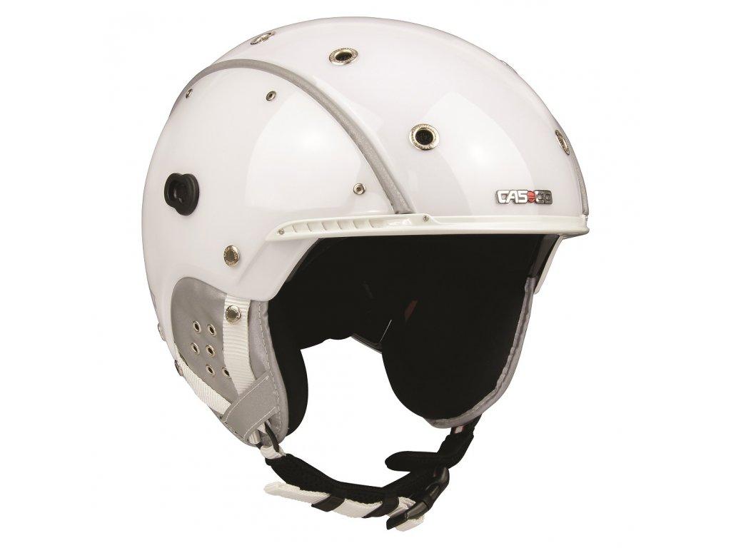 Casco SP3 Airwolf White Side+FX70 Carbonic 2510