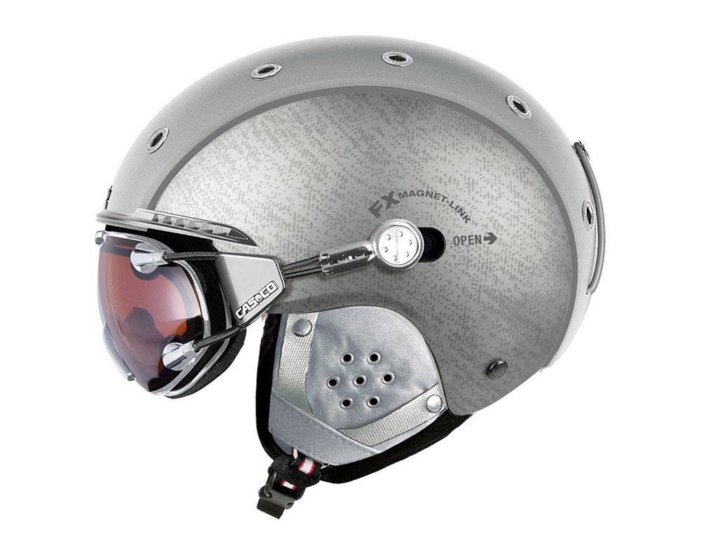 Casco SP-3 Airwolf - silver