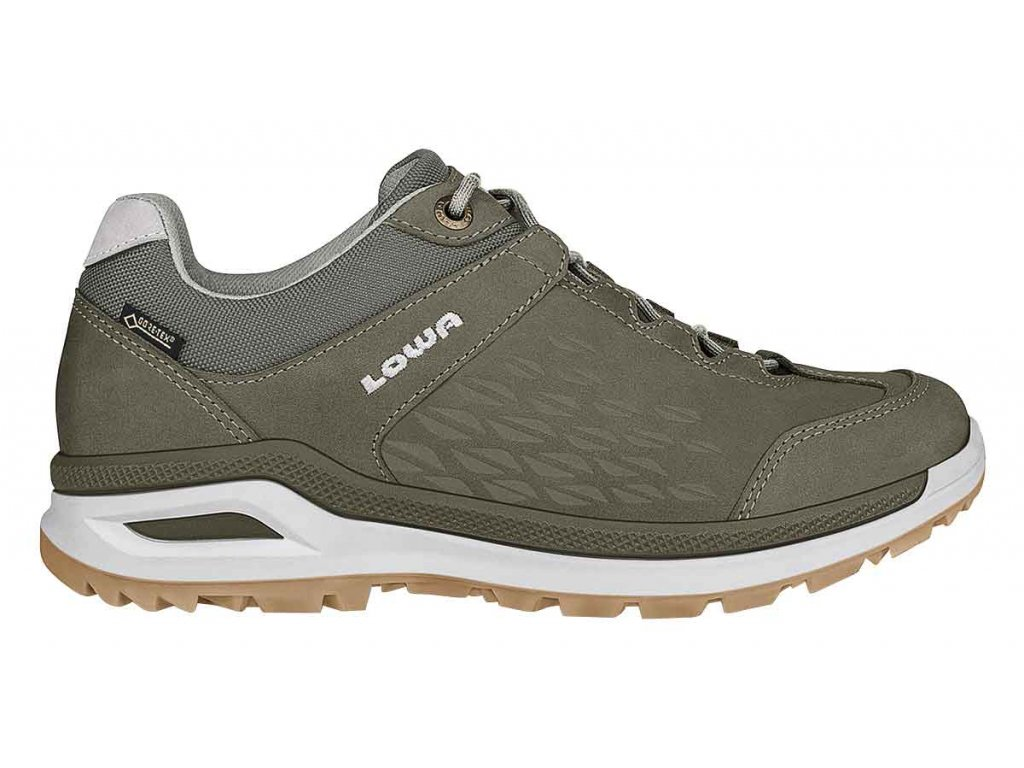 Lowa Locarno GTX Lo Lady - reed/offwhite