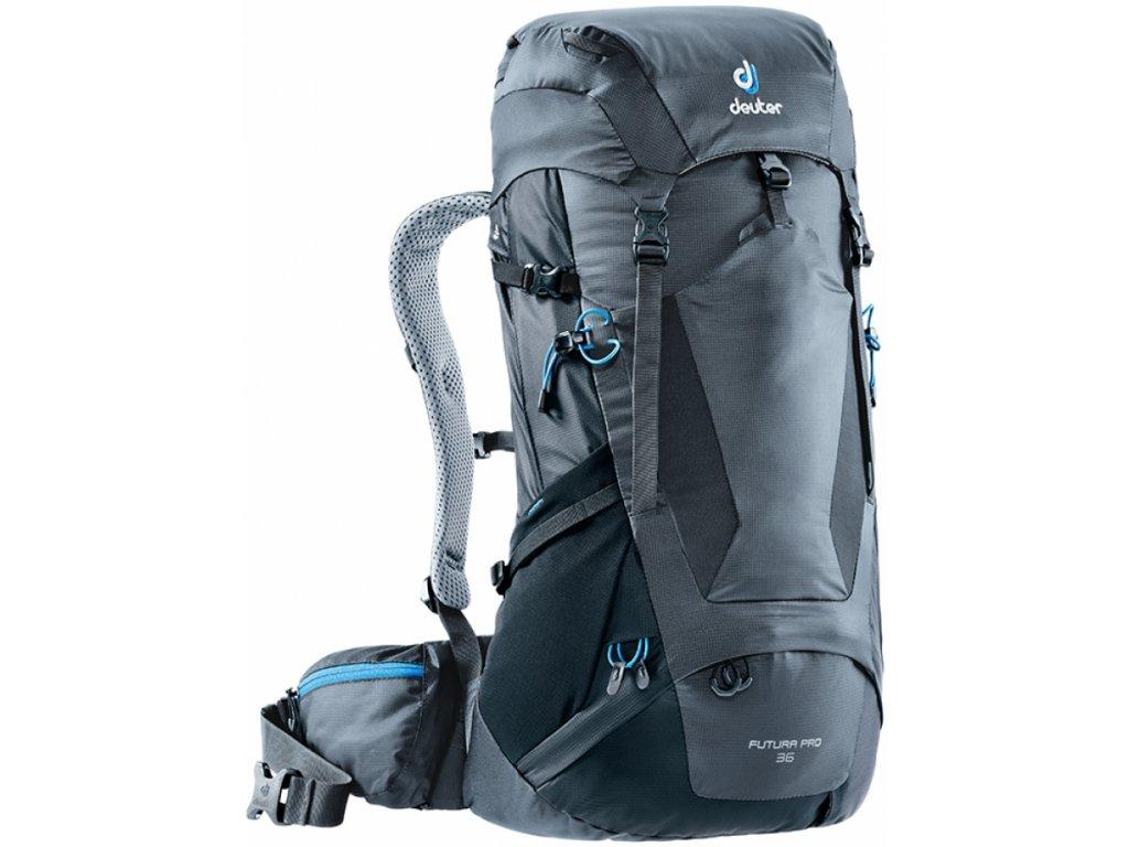 5d894abe90 Deuter Futura Pro 36 forest-alpinegreen - skier.cz
