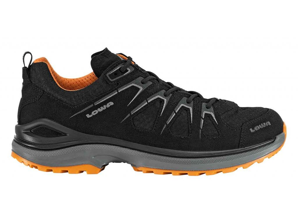 Lowa Innox evo GTX LO man black/orange