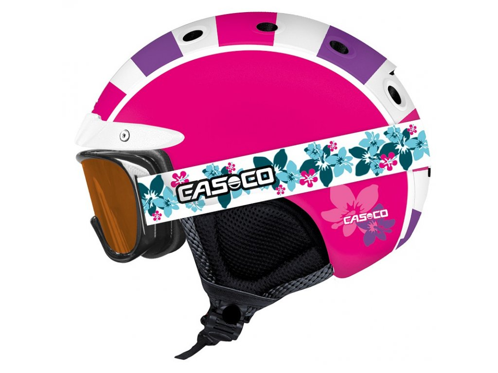 Casco MiniPro Pink Side+AX30 PC 1876