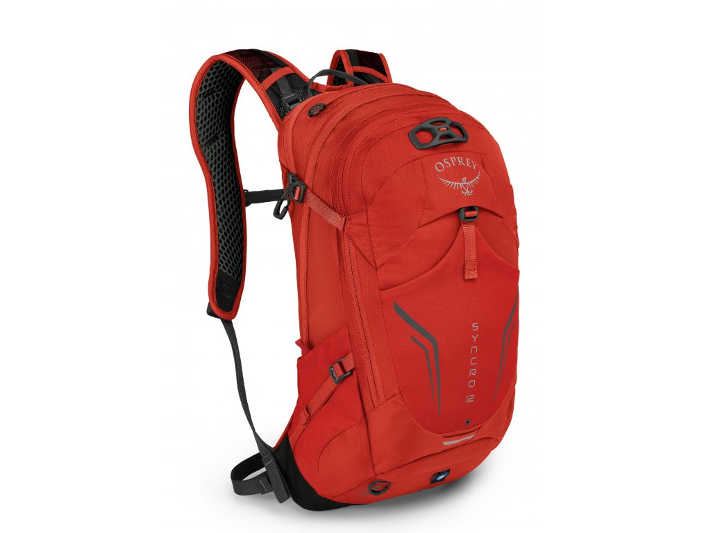Syncro 12 S19 Side Firebelly Red