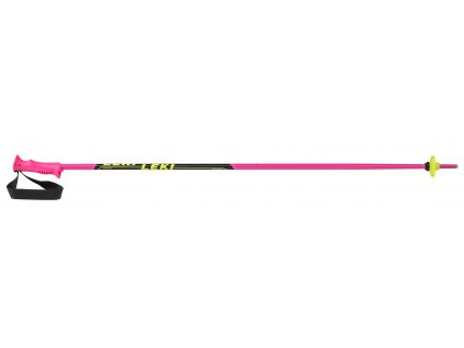 Leki racing kids pink