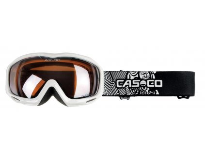 Casco AX 30 PC White Black