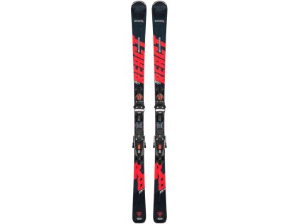 Rossignol react 8 hp fcic037 nx 12 konect