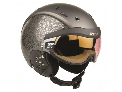CASCO SP 6 Brush Visier dark anthracite persp cmyk 07.2583