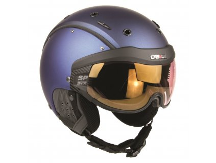 CASCO SP 6 Visier blue metallic matt persp cmyk 07.2564