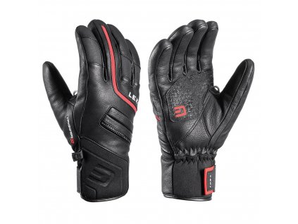 Leki Phoenix 3D - black-red