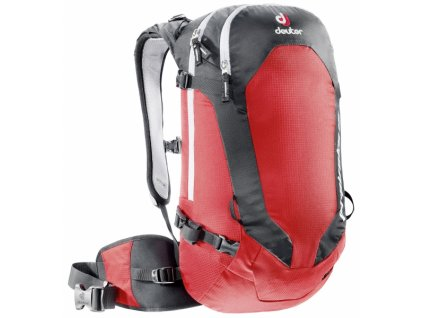 Deuter Provoke 16 fire-black