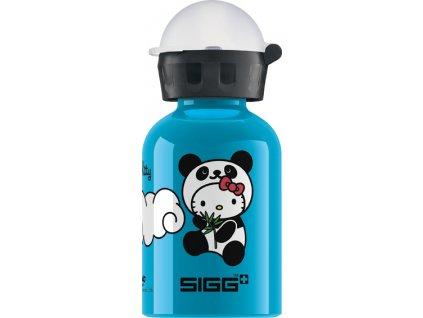 SIGG dětská lahev 0,3 l HELLO KITTY PANDA BLUE