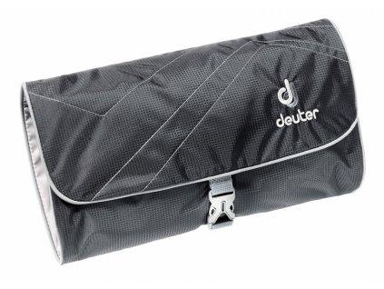 Deuter Wash Bag II - black-titan