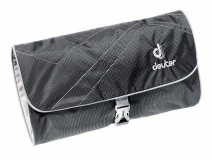 Deuter Wash Bag II - black-titan