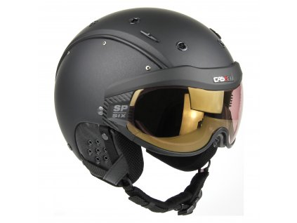 CASCO SP 6 Visier rich black metallic matt persp rgb 07.2552