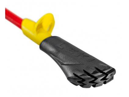 Leki gumové nástavce Power grip - pár