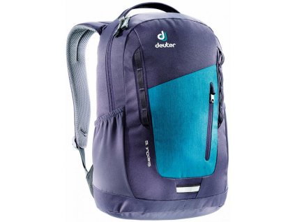 Deuter StepOut 16 - petrol dresscode-blueberry