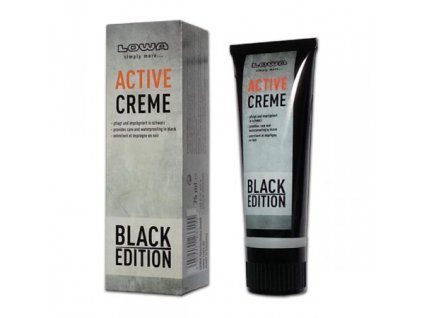 Lowa Active Creme Black edition 75ml