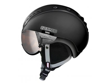 Casco Snowball Visor Black Side 3702