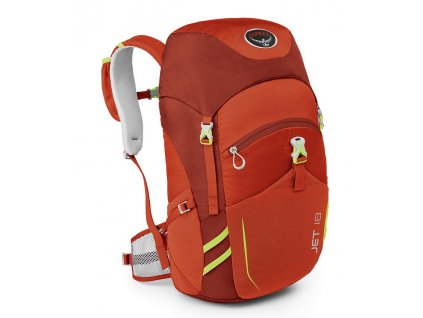 Osprey Jet 18 - strawberry red