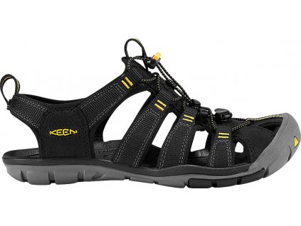 KEEN Clearwater CNX W - black/yellow