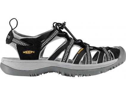 Keen Whisper W - Black/Neutral Gray