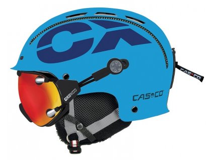 Casco CX3 Icecube Blue Side 3331